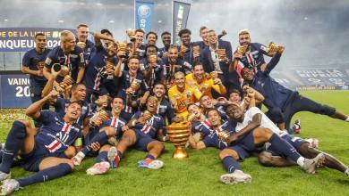 PSG campeão Copa da Liga Francesa