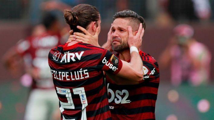 Destaques do Flamengo no Brasileirão