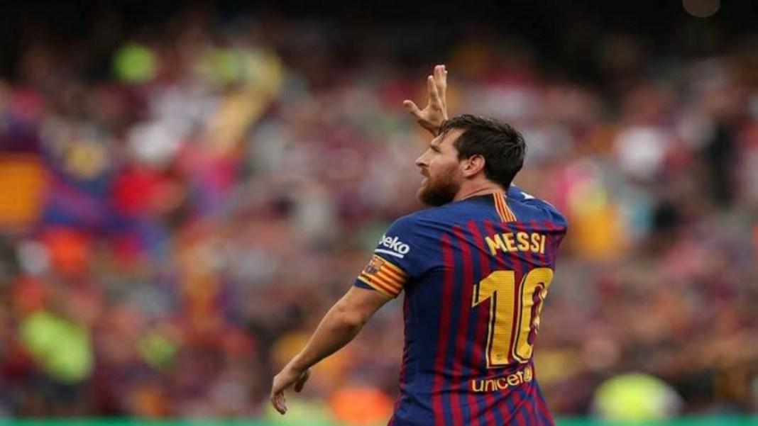 Messi vai ficar no Barcelona