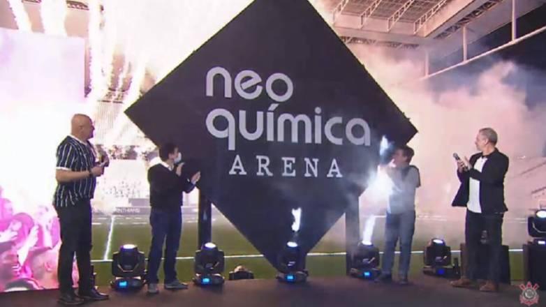 Naming Rights da Arena Corinthians
