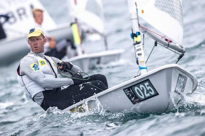 Robert Scheidt o maior medalhista olímpico brasileiro