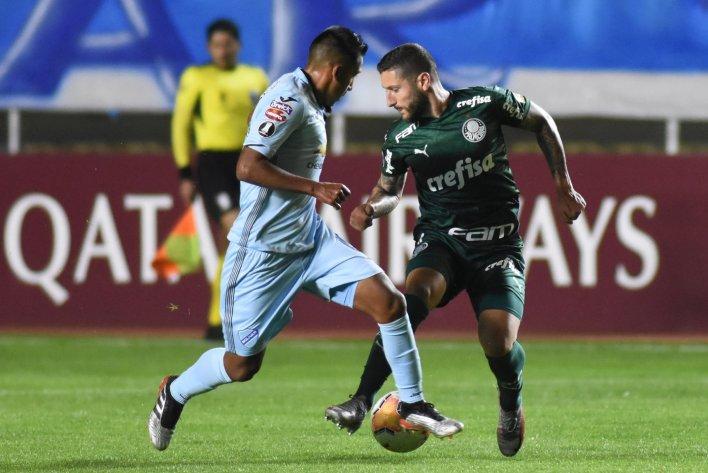 Segundo Tempo da Partida, Rodada 3 da Libertadores