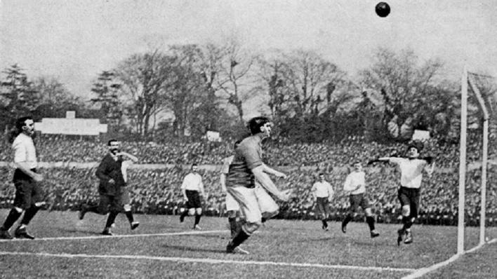 FA Cup - Primeiro Campeonato da História do Futebol