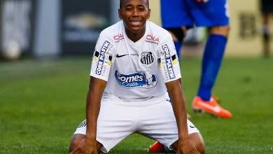 Santos rompeu o contrato com Robinho
