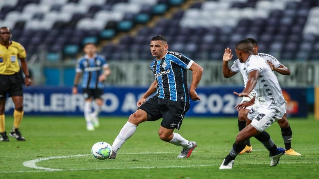 Reprodução: Grêmio x Botafogo.