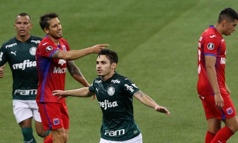 Palmeiras 5 a 0 Tigre