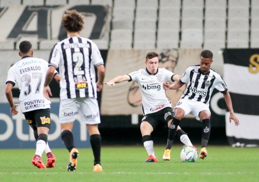 Corinthians x Atlético MG, Ei Sports