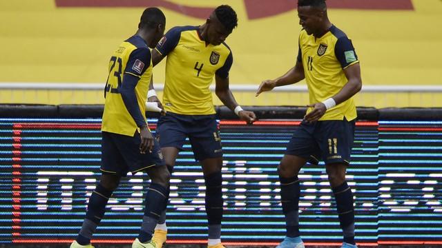 Equador x Colômbia, Ei Sports