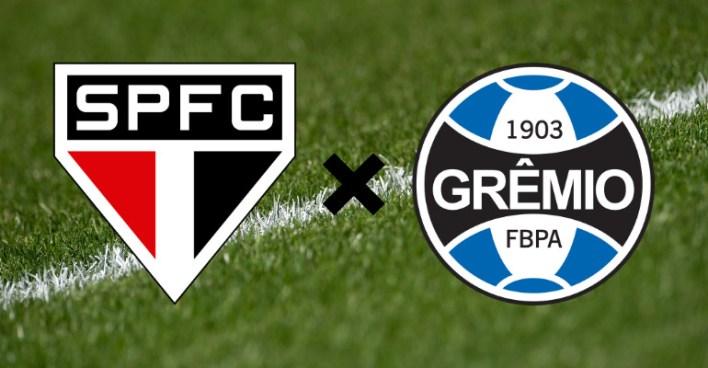 São Paulo x Grêmio se Enfrentam nas Semifinais da Copa do Brasil