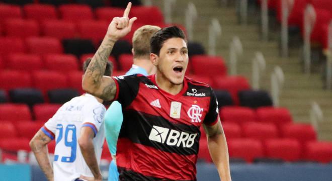 Gols do Flamengo Contra o Bahia
