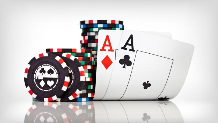 Esportes que requer Estratégia - Poker