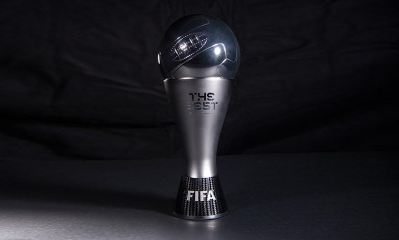 The Best FIFA 2020 - Trofeu
