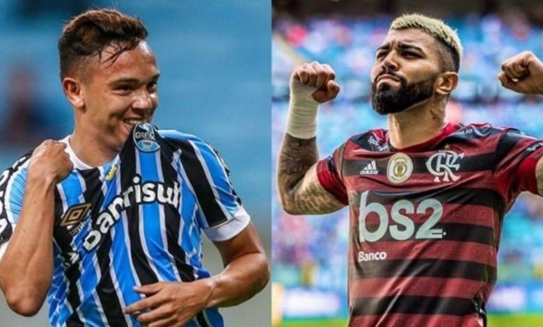 Flamengo Bate Grêmio e Assume Vice Liderança do Brasileirão