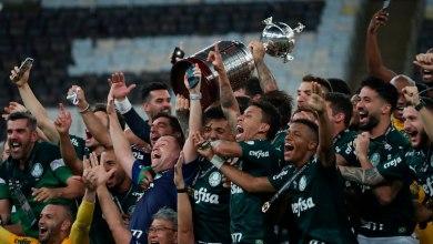 Palmeiras Bi Campeão da Libertadores
