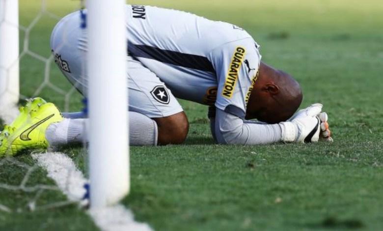Botafogo é Rebaixado pela terceira vez na sua História!