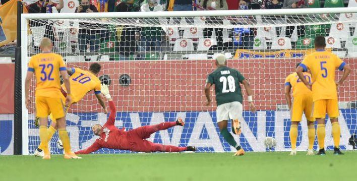 Palmeiras x Tigres, Ei Sports