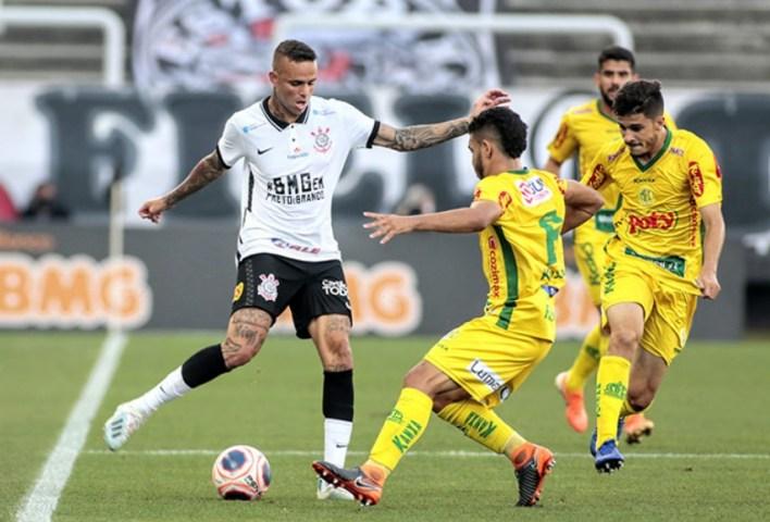 Corinthians x Mirassol, Paulistão 2021
