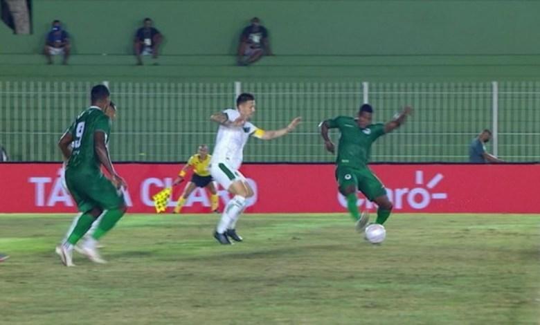 Goiás Eliminado da Copa do Brasil após perder para o Boavista