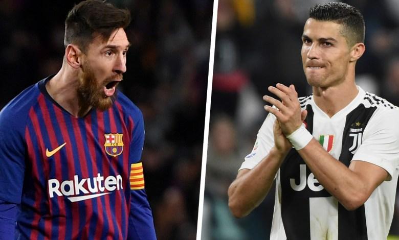 Messi, Cristiano, Barcelona e Juventus Estão Eliminados da Champions League