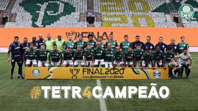 Palmeiras Bate Grêmio e é Campeão da Copa do Brasil