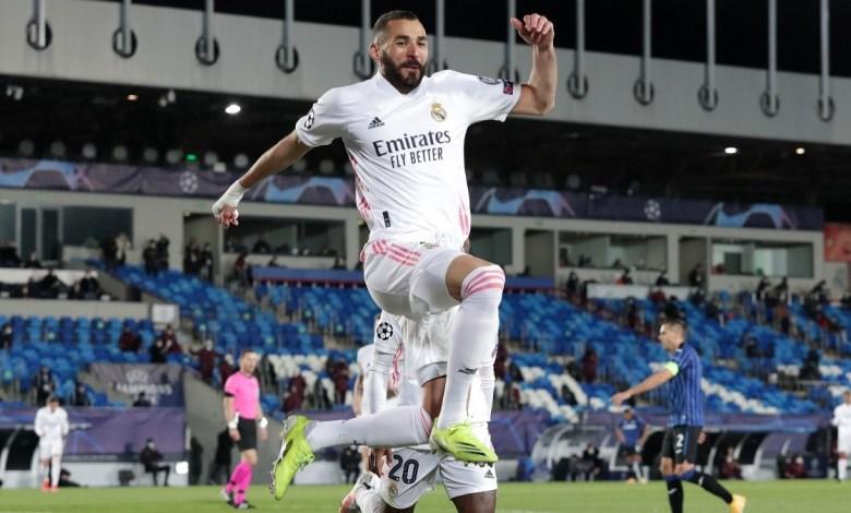 Real Madrid Bate Atalanta por 3 x 1 e Avança na Champions 2021