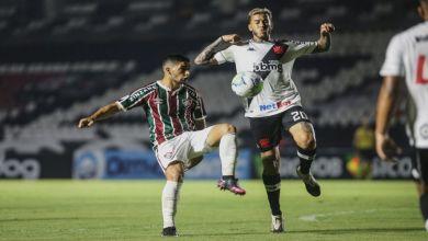 Vasco x Fluminense - Rodada 7 do Carioca