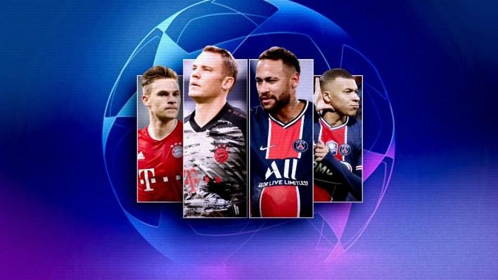 Bayern de Munique x PSG, Quartas da Champions