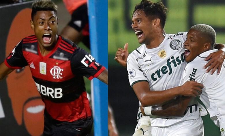 Flamengo 2x2 Palmeiras, Pênaltis na Final da Supercopa