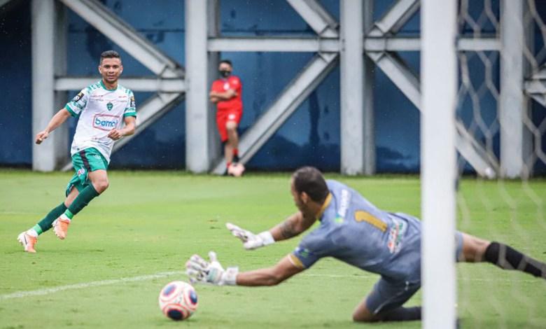 Foto/Reprodução - Manaus x JC.