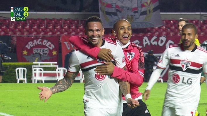 São Paulo x Palmeiras, Final do Paulistão 2021
