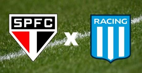 São Paulo x Racing, Libertadores 2021