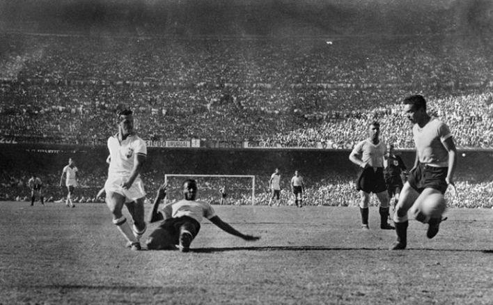 Brasil x Uruguai 1950 - Maracanã - Recorde de maior público em uma partida