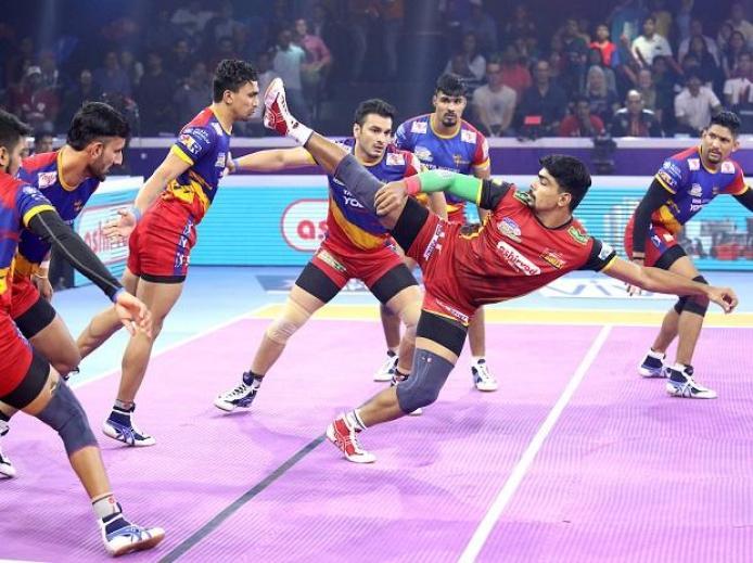 Reprodução - Esporte Kabaddi.