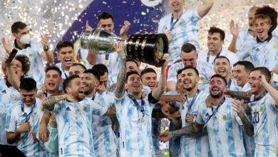 Argentina Campeã Copa América
