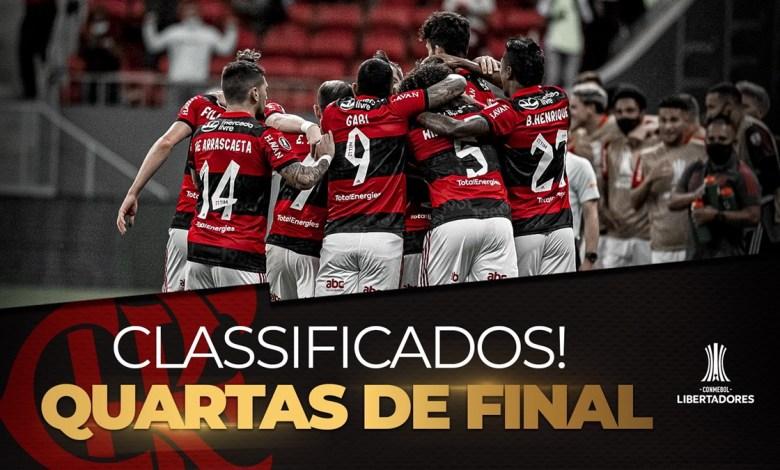 Confira os Duelos das Quartas de Final da Libertadores 2021 dos times brasileiros