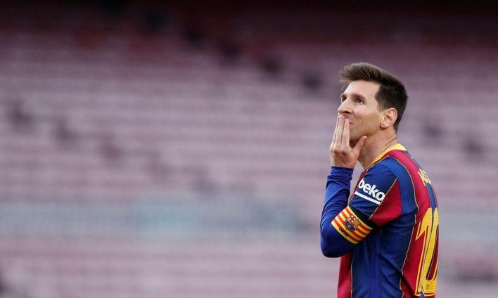 Por que Messi Saiu do Barcelona