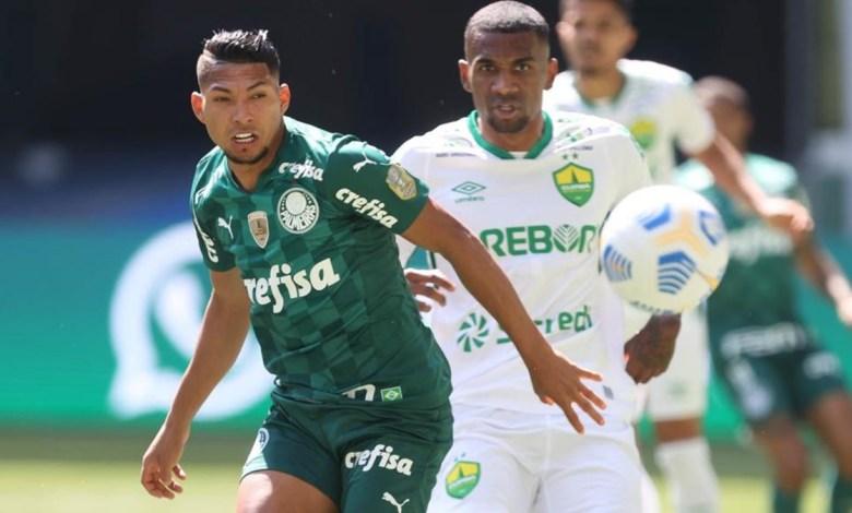 Rodada 17 do Brasileirão 2021 Tem Tropeços de Gigantes
