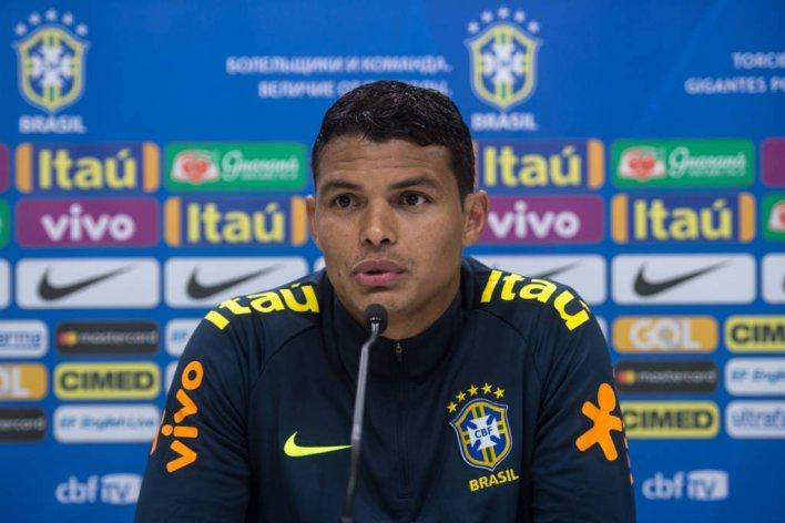 Brasil Sem Thiago Silva, Eliminatórias Copa 2022