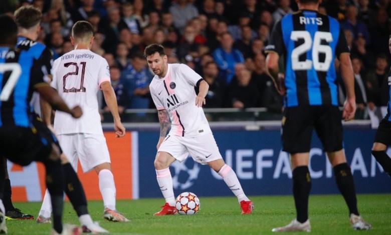 PSG Estreia com Empate na Champions League 2021