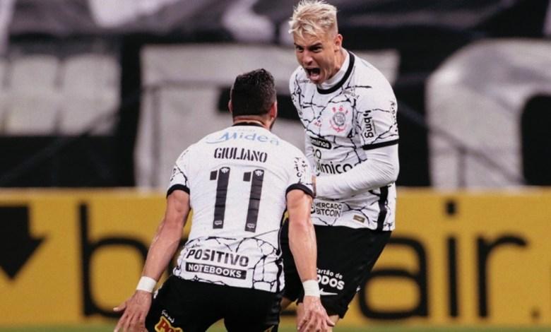 Roger Guedes Brilha e Corinthians Vence o Palmeiras por 2x1