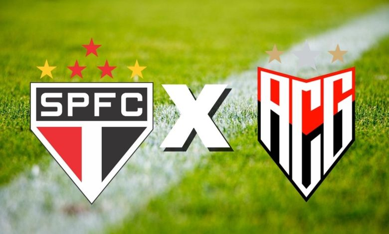 São Paulo x Atlético - MG