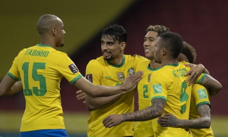 Eliminatórias Sul-Americanas Tem Brasil Cada Vez Mais Líder