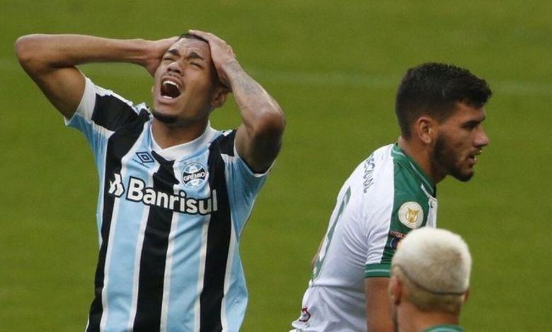 Risco de queda do Grêmio é de quase 50%
