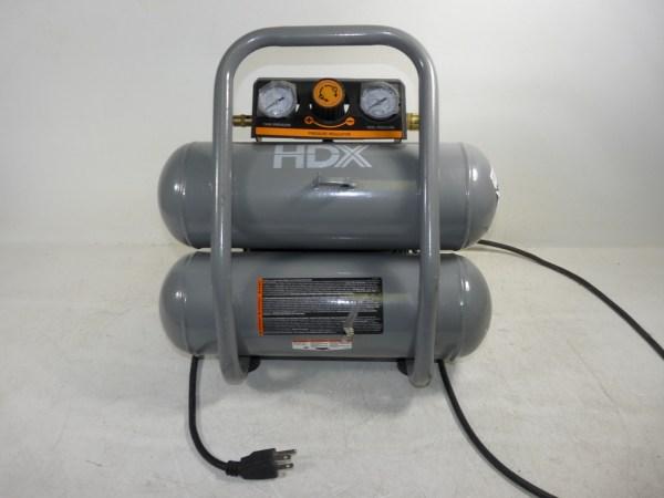Home Depot Portable Air Compressors
