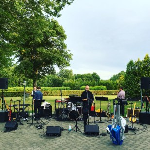 Wedding Gig Setup in Marlboro NJ