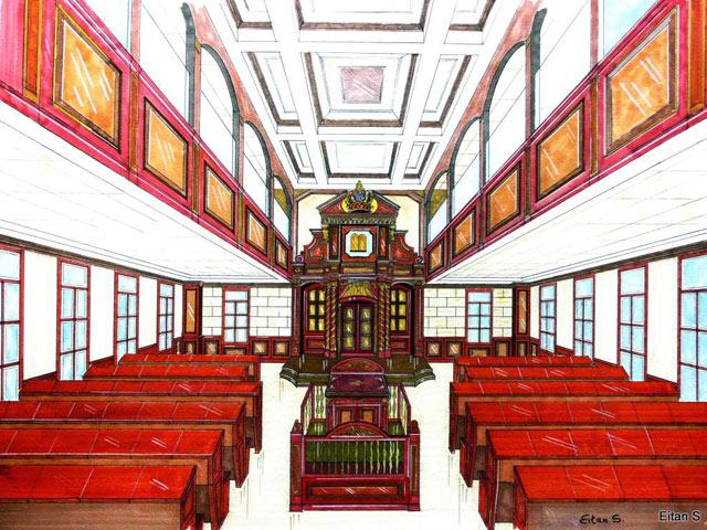 synagogue design NY