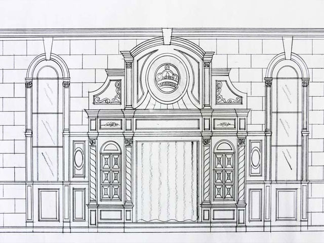 synagogue design Queens, NY