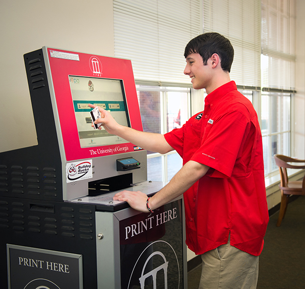 Printing Kiosks  Support  EITS