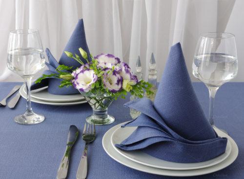 Πώς να διπλώσετε τις χαρτοπετσέτες για ένα εορταστικό τραπέζι