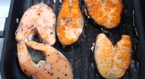 Corte peixe